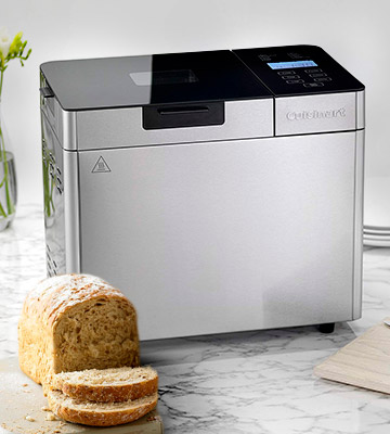 Review of Cuisinart CBK250U Bread Maker