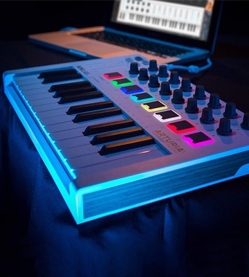Review of Arturia MiniLab MkiII MIDI Controller