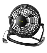 iKross 885157831444 USB Mini Desktop Office Fan