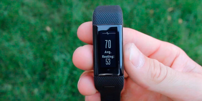 Review of Garmin Vívosmart HR Fitness Activity Tracker with Smart Notifications