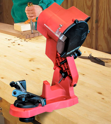 Review of Faithfull CHAINSS Electric Chainsaw Sharpener