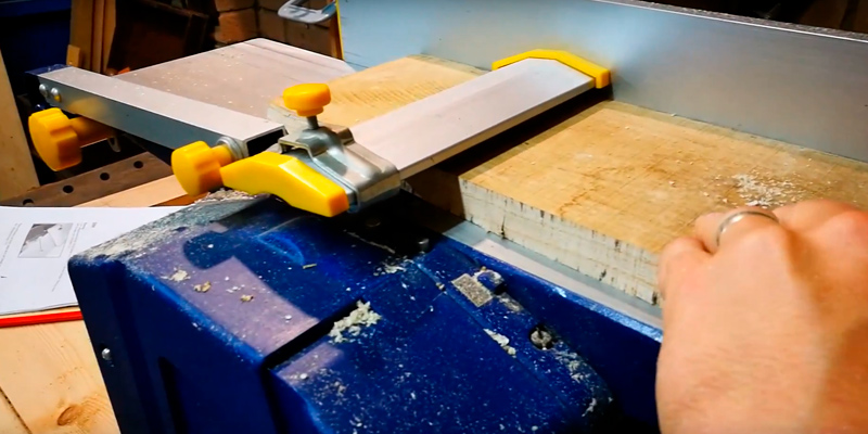 Review of Charnwood W588 Bench Planer Thicknesser