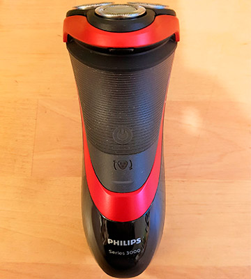 Review of Philips S3580/06 Series 3000 Wet & Dry Men's Electric Shaver