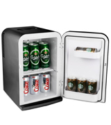 bar@drinkstuff DS35575 15 Litre Mini Fridge Cooler and Warmer
