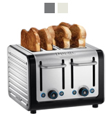 Dualit 46505 Architect 4-Slot Toaster
