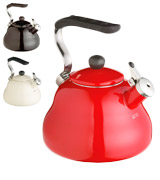 KitchenCraft Le'Xpress Induction-Safe, 2 L Whistling Stovetop Kettle