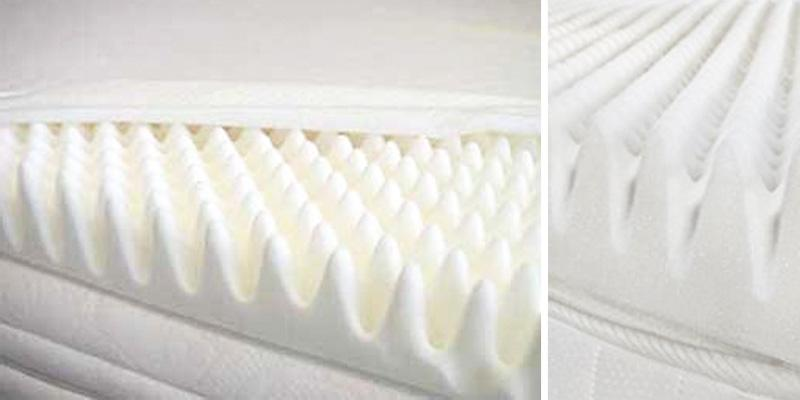Review of Littens Memory Foam Mattress Topper Egg Shell