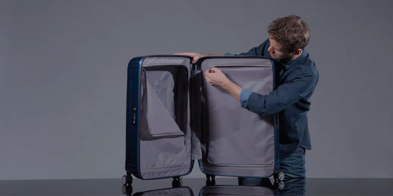 Review of Samsonite Neopulse Spinner Cabin Suitcase