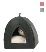 Bedsure Tent Cave Bed for Cats