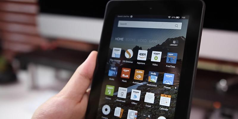 Review of Amazon Fire Tablet