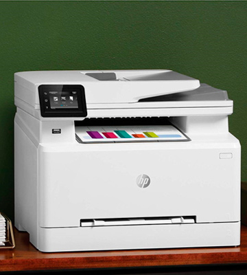 Review of HP M283fdw All-In-One Colour Laser Printer
