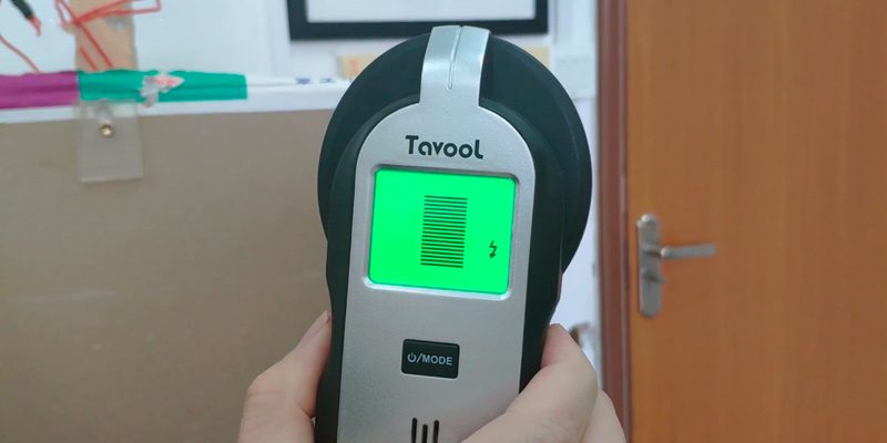 Tavool 4 in 1 Stud Finder Wall Scanner in the use