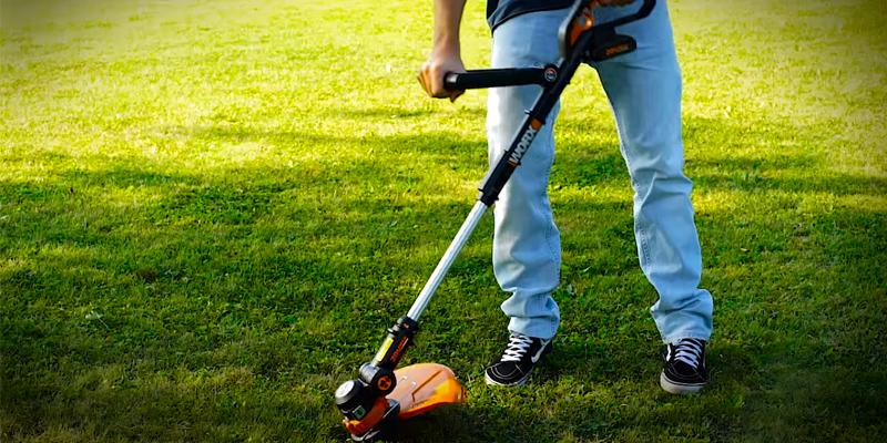 Review of WORX WG169E Cordless Grass Trimmer