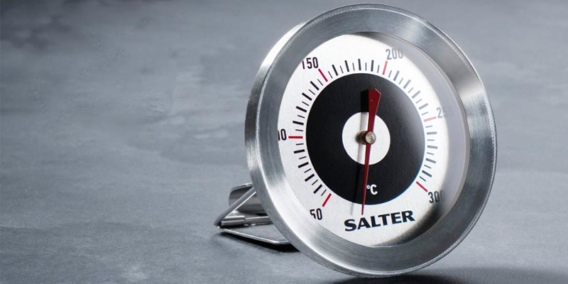 Review of Salter 513 SSCR Kitchen Oven Thermometer