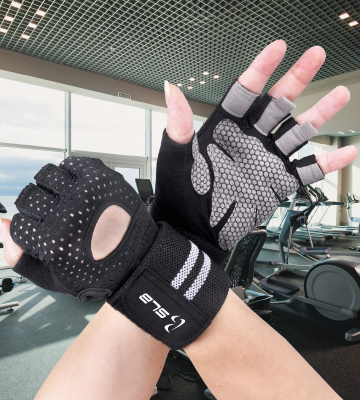 Review of SLB Gym Gloves Training Gloves