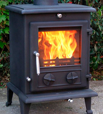 Review of Saltfire Oslo Eco Multifuel Woodburning Stove