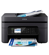 Epson WorkForce WF-2850DWF Print/Scan/Copy/Fax Wi-Fi Printer