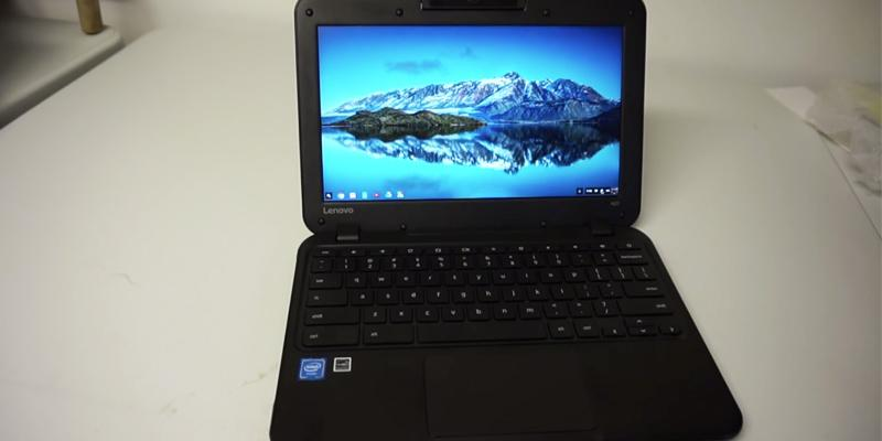Lenovo N21 Laptop in the use