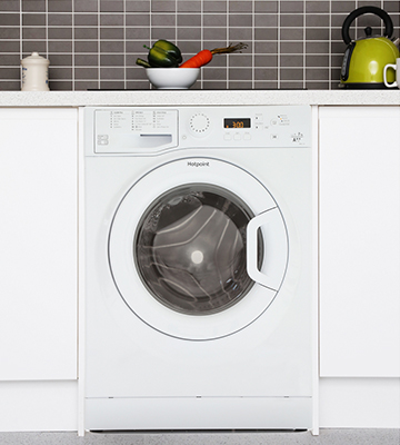 Review of Hotpoint WMBF742P Washing Machine