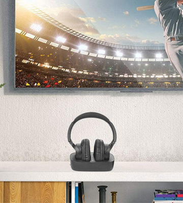 Review of Avantree (BTHT-5150) Bluetooth 5.0 Wireless Headphones for TV