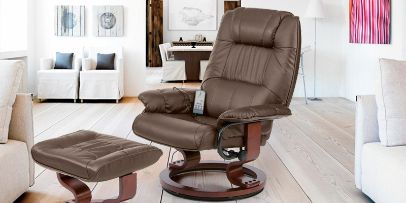 Detailed review of Drive DeVilbiss Healthcare MC009DB Restwell Napoli Massage Chair