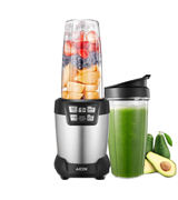 Aicok 1200W Personal Blender Smoothie Maker