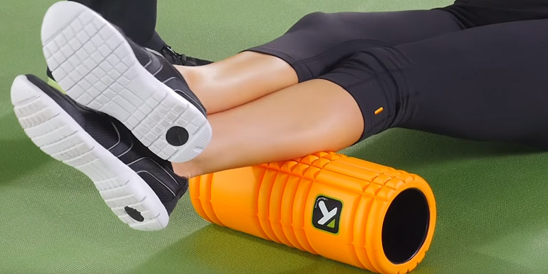 Detailed review of TriggerPoint GRID Foam Roller with Free Online Instructional Videos