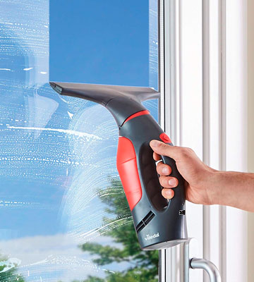 Review of Vileda WindoMatic Power Window Vacuum Cleaner